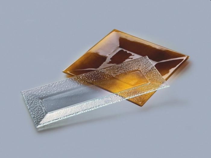 тарелка из стекла Xena
