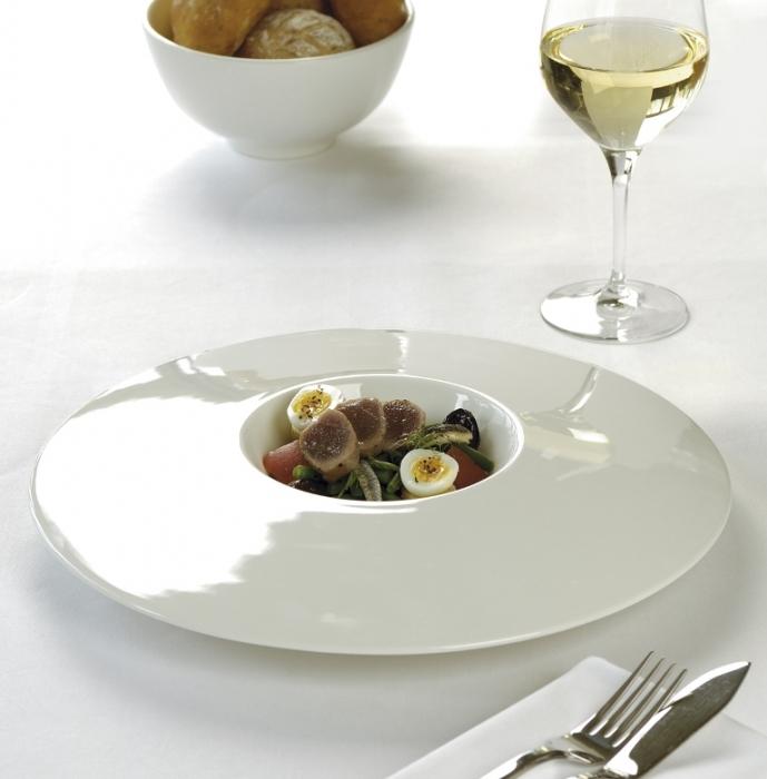 Форма тарелок Float