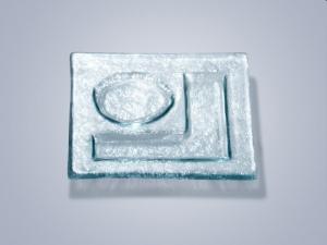 Тарелка Axum ND 504 :: Стеклянная тарелка ND 504