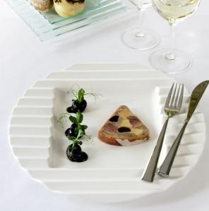 Steelite Z :: Форма тарелок Z