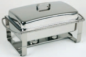 """chafing dish """"CATERER"""""""