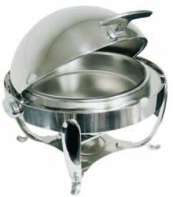 "Мармит круглый 12395 :: chafing dish ""ROYAL"" 12395"